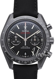 Omega Speedmaster Moonwatch Co-Axial Chronograph 44.25mm Dark Side of the Moon 311.92.44.51.01.003